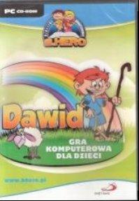 Dawid. Gra komputerowa dla dzieci - okładka książki