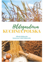 Hildegardowa Kuchnia Polska - okładka książki