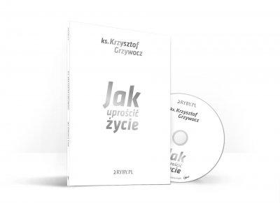 Jak uprościć życie - audiobook - pudełko audiobooku
