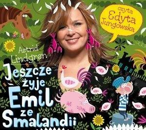 Jeszcze żyje Emil ze Smalandii - pudełko audiobooku