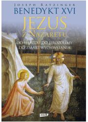Jezus z Nazaretu - okładka książki