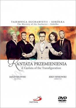 Kantata Przemienienia Książka + - okładka książki