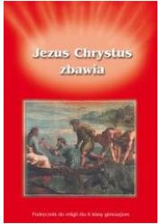 Katechizm GIM 2 Jezus Chrystus - okładka podręcznika