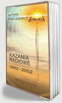 Ks. Piotr Pawlukiewicz: Kazania - okładka książki