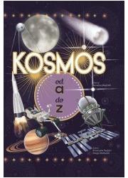 Kosmos od A do Z - okładka książki