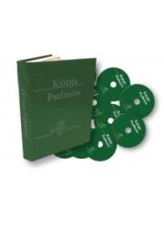 Księga Psalmów na CD - okładka płyty