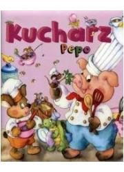 Kucharz Pepo - okładka książki
