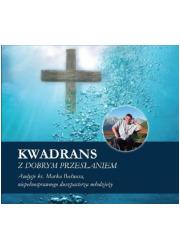 Kwadrans z Dobrym Przesłaniem CD - pudełko programu