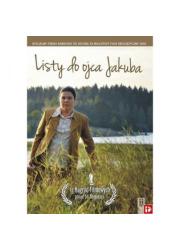Listy do Ojca Jakuba (DVD) - okładka filmu