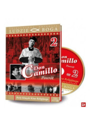 Ludzie Boga. Don Camillo cz. 2 - okładka filmu