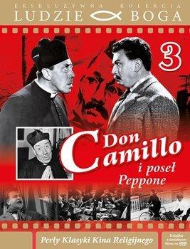 Ludzie Boga. Don Camillo cz. 3 - okładka filmu