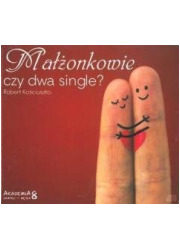 Małżonkowie czy dwa single? Audiobook - pudełko audiobooku