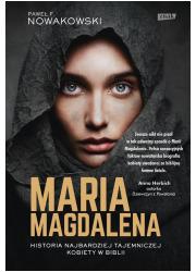 Maria Magdalena. Prawdziwa historia - okładka książki