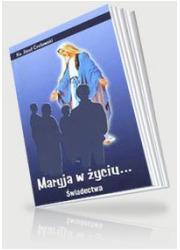Maryja w życiu... - okładka książki