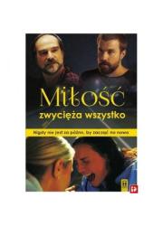 Miłość zwycięża wszystko (DVD) - okładka filmu