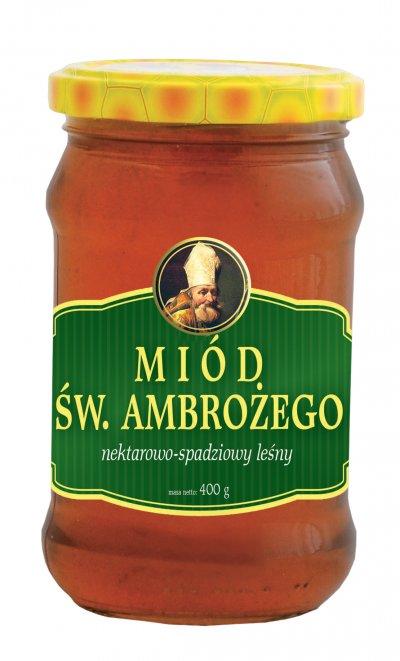 Miód Św. Amrożego - zdjęcie akcesoriów