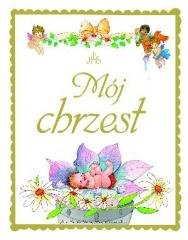 Mój chrzest - okładka książki