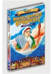 Mojżesz DVD - okładka filmu