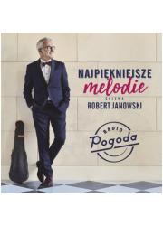 Najpiękniejsze melodie śpiewa Robert - okładka płyty