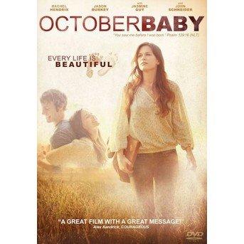 October Baby (Październikowe dziecko) - okładka filmu