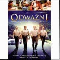 ODWAŻNI (Courageous) - film DVD - okładka filmu