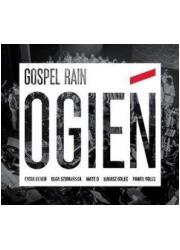 Ogień - Gospel Rain CD - okładka płyty