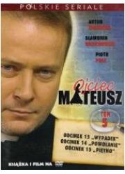 Ojciec Mateusz. Tom V (książka - okładka filmu