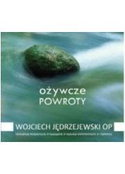 Ożywcze powroty (Płyta CD) - pudełko audiobooku
