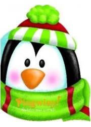 Pingwiny! Świąteczna parada - okładka książki