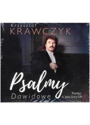 Psalmy Dawidowe Audio - okładka płyty