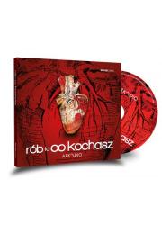 Rób to co kochasz (CD) - okładka płyty