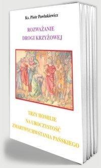 Rozważanie Drogi Krzyżowej. Trzy - okładka książki
