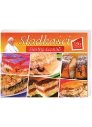Słodkości Siostry Leonilli. 186 - okładka książki