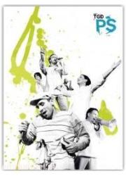 TGD - PS (CD+DVD) - okładka płyty