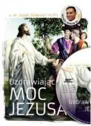 Uzdrawiająca moc Jezusa. Audiobook - pudełko audiobooku
