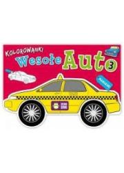 Wesołe Auto cz. 3 - okładka książki