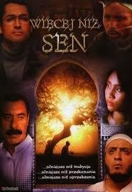 Więcej niż sen (film DVD) - okładka filmu