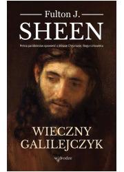 Wieczny Galilejczyk - okładka książki