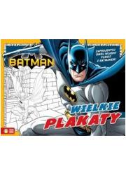 Wielkie Plakaty. Batman - okładka książki
