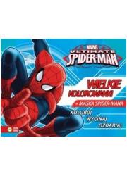 Wielkie plakaty. Spider-Man - okładka książki