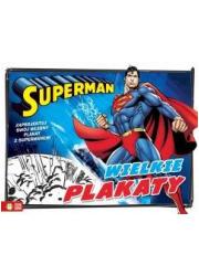 Wielkie Plakaty. Superman - okładka książki