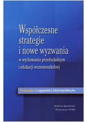 Współczesne strategie i nowe wyzwania. - okładka książki