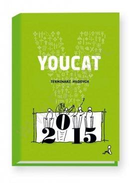 YOUCAT. Terminarz Młodych 2015 - okładka książki