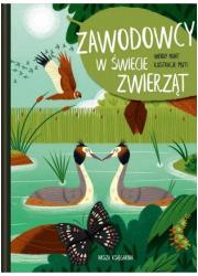 Zawodowcy w świecie zwierząt - okładka książki