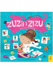 Zuza i Zizu. Najlepszy przyjaciel - okładka książki