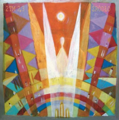 2Tm2,3 / Żródło CD - okładka płyty