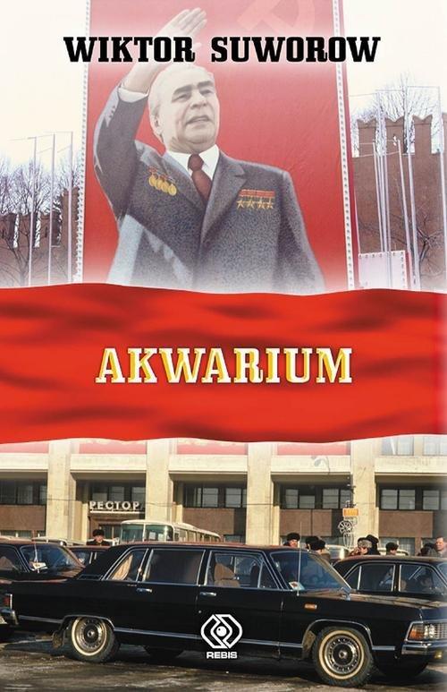 Akwarium - okładka książki