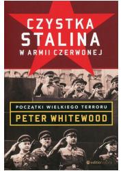 Czystka Stalina w Armii Czerwonej. - okładka książki