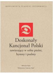 Doskonały Kancjonał Polski. zawiera - okładka książki