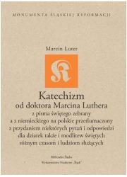 Katechizm od doktora Marcina Luthera. - okładka książki